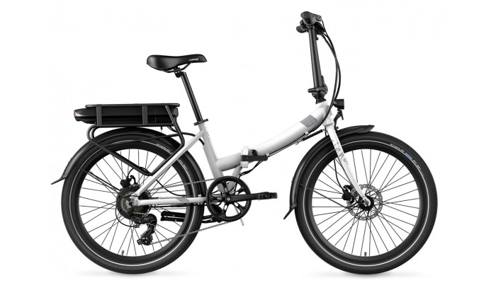 Siena Smart Electric Folding Bike - 24 inch