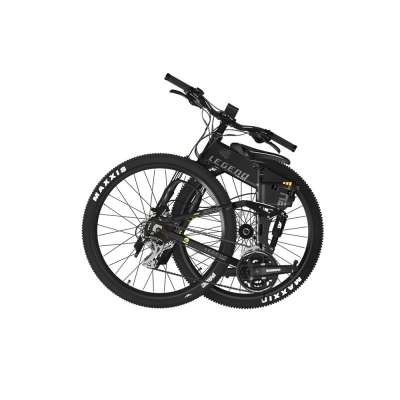 electric folding mountain bike etna dirt e bike 27 5. Black Bedroom Furniture Sets. Home Design Ideas
