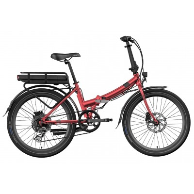 Siena Smart Electric Bike - 24 inch