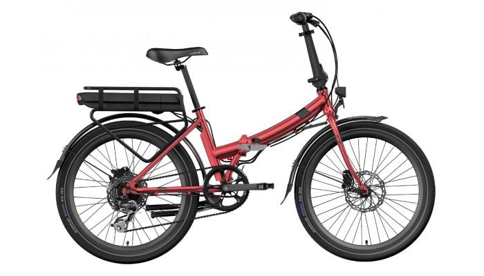 Siena Smart Electric Bike - 24 inch