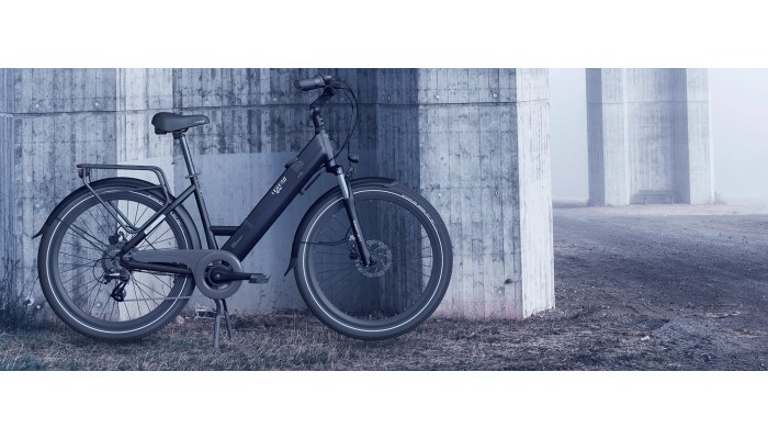 "Milano Smart Electric Bike ""Dutch Style"" - 26 inch"