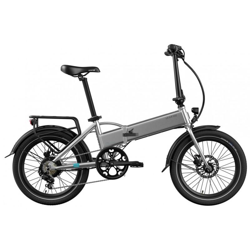 folding electric bike monza smart e bike 20 inch. Black Bedroom Furniture Sets. Home Design Ideas