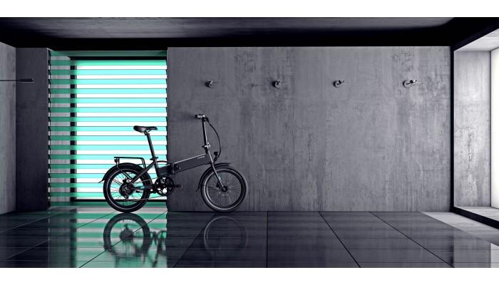 2019 Monza Smart Folding Electric Bike - 20 inch
