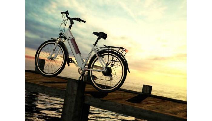 "Milano Smart Electric Bike ""Dutch Style"" - 26 inch"