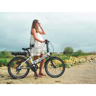 Legend Siena Smart Electric Folding Bike - 24 inch PREORDERS TAKEN NOW AT A massive DISCOUNTED PRICE